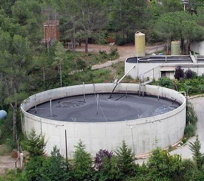 La Junta invierte 2,4 millones de euros en obras de ampliación de las depuradoras municipales de Los Santos (Salamanca) y Coca (Segovia)