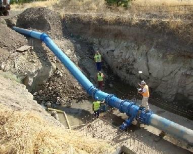 Subvención de 106.000 euros a la Diputación de Zamora para la estación de tratamiento de agua potable de la Mancomunidad Sayagua
