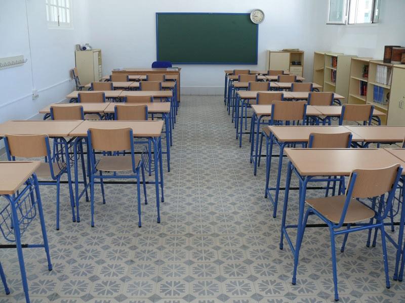 Educación incrementa en 891.960 euros el importe destinado a la reforma en los centros educativos que se realizará en verano de 2018, hasta alcanzar los 11,6 millones