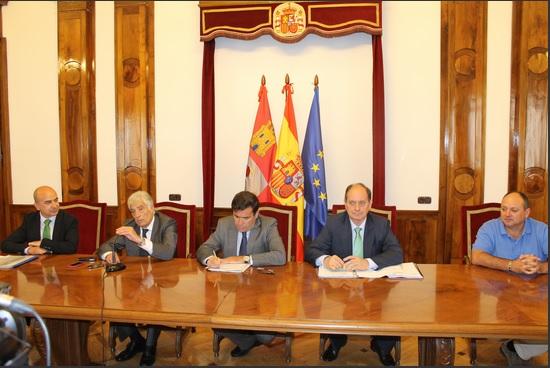 El Ministerio de Agricultura, Alimentación y Medio Ambiente y la Comunidad de Regantes del Canal de Zorita firman un Convenio para la modernización de los regadíos por valor de 3,5 millones de euros