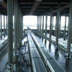 Estacion cercanias Madrid Atocha