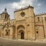 Catedral Ciudad Rodrigo Salamanca