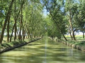 El MAGRAMA licita, a través de la CHD, el servicio de mantenimiento y conservación del Canal de Castilla, en las provincias de Palencia, Burgos y Valladolid