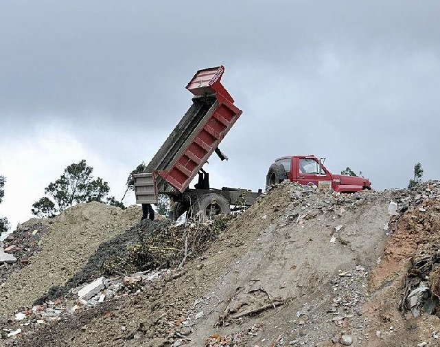 La Junta de Castilla y León dedica medio millón de euros a la restauración de 35 escombreras en la provincia de Palencia
