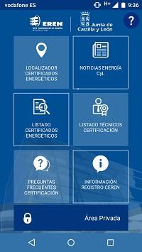 El CEREN permite visualizar todos los certificados de eficiencia energética de la Comunidad