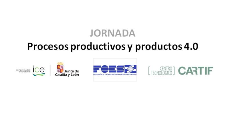 Próximo martes 6 de febrero, en Soria ¿Qué beneficios puede obtener una compañía o fábrica si aplica el concepto Industria 4.0?