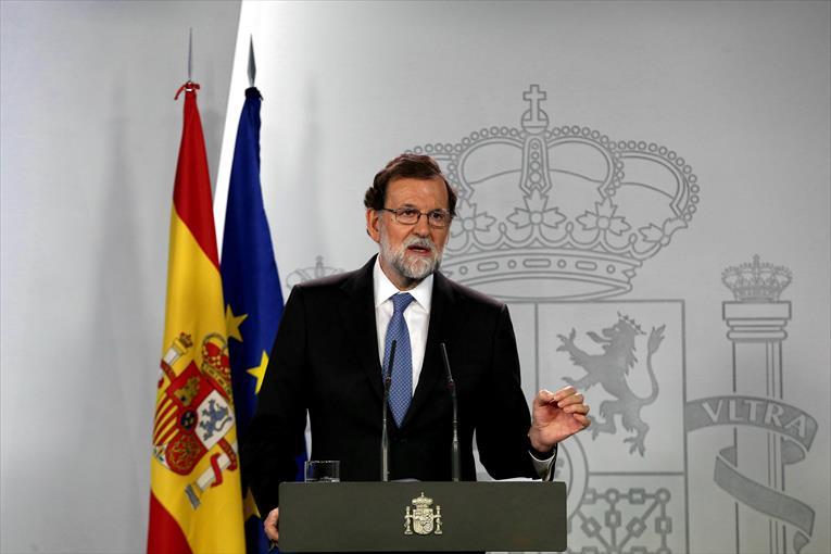 Rajoy anuncia inversiones en infraestructuras para mejorar la conexión de Extremadura con el resto de España