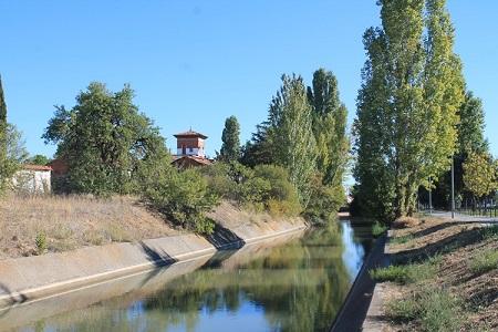 La reforma del canal de Pollos (Valladolid) supondrá una inversión superior a los 17 millones de euros