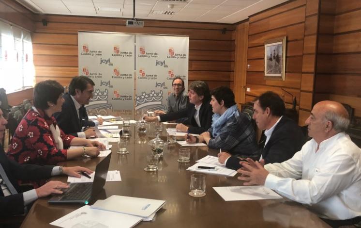 La Consejería de Fomento y Medio Ambiente de la Junta y el MAPAMA hacen viable la construcción de la EDAR de Soria cuyo coste está cifrado en unos 50 millones de euros