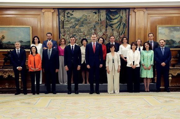 Nuevo Gabinete de Gobierno