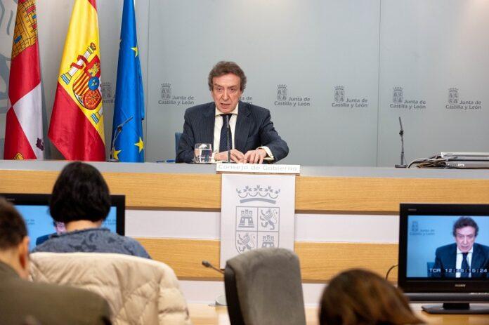 Consejo de Gobierno, Junta de Castilla y León