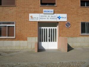 Centro de Salud de Medina de Rioseco