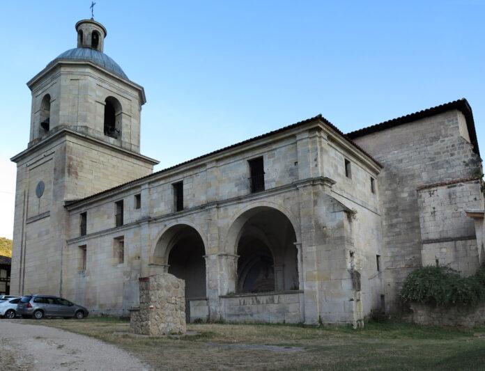 Colegiata de Santa María de Valpuesta