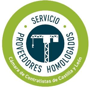 Proveedor Homologado de la Cámara de Contratistas de Castilla y León